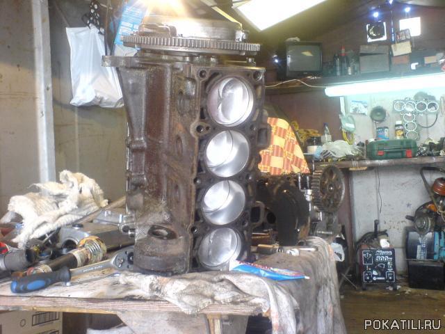 Капитальный ремонт двигателя ваз 2109 своими руками