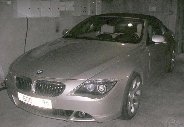 BMW кабрио