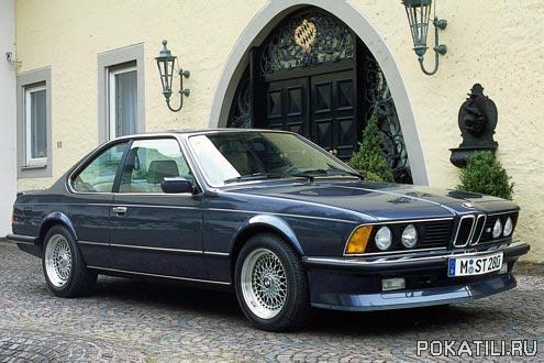 BMW 6-er E24