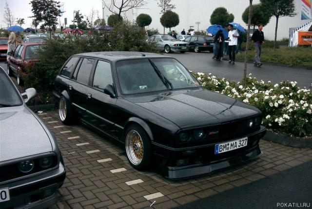 BMW 3-er E30 Touring