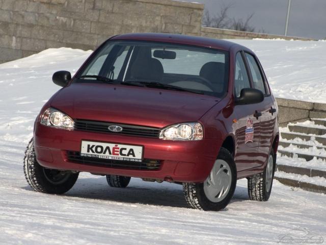 Lada Kalina 1118
