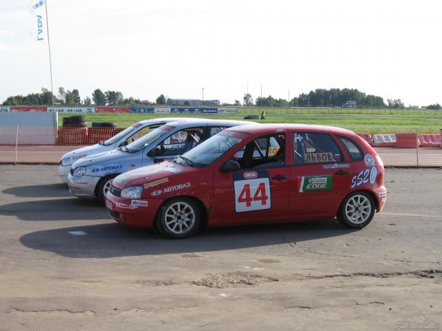 Lada Kalina Racing