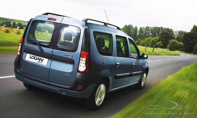Renault Logan MPV