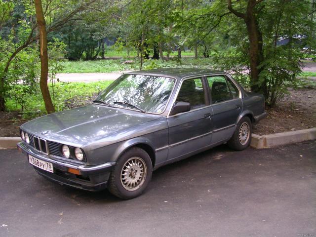 BMW 3-er E30 320i M20B20 '1985
