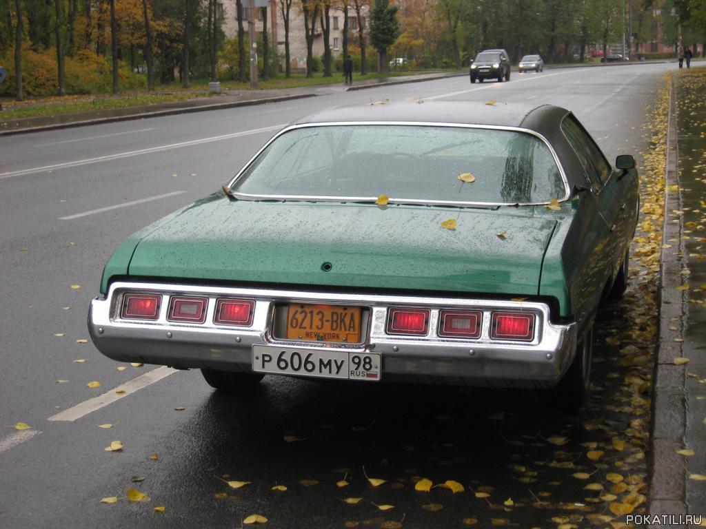 Chevy Impala